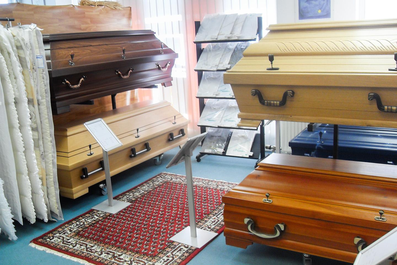 Bonames Bestattungen