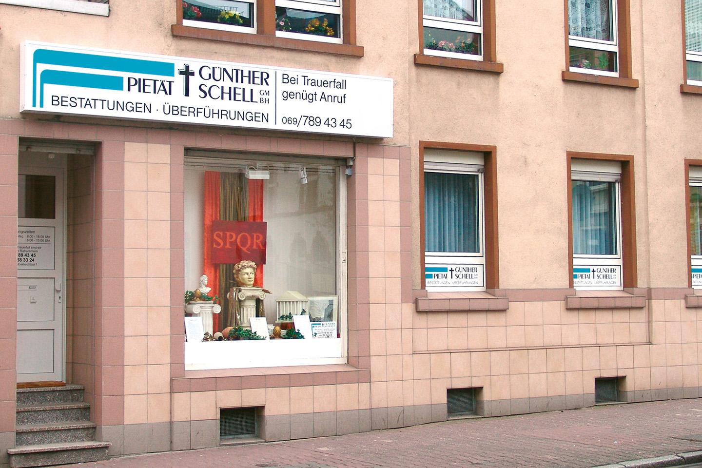 Bestattungen Rödelheim